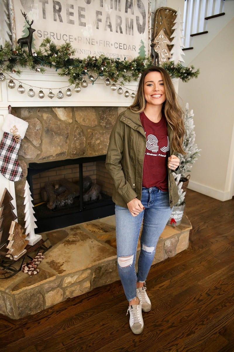 Rockin' Around the Christmas Tree  Jacket