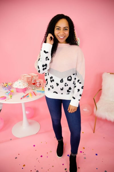 Spring Chill Sweater