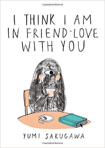 I Think I'm in Friend Love With You Book