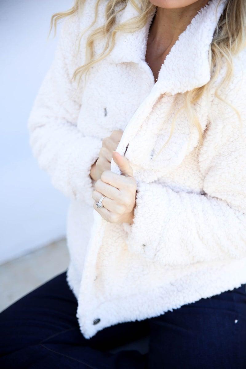 Winter in Montana Jacket