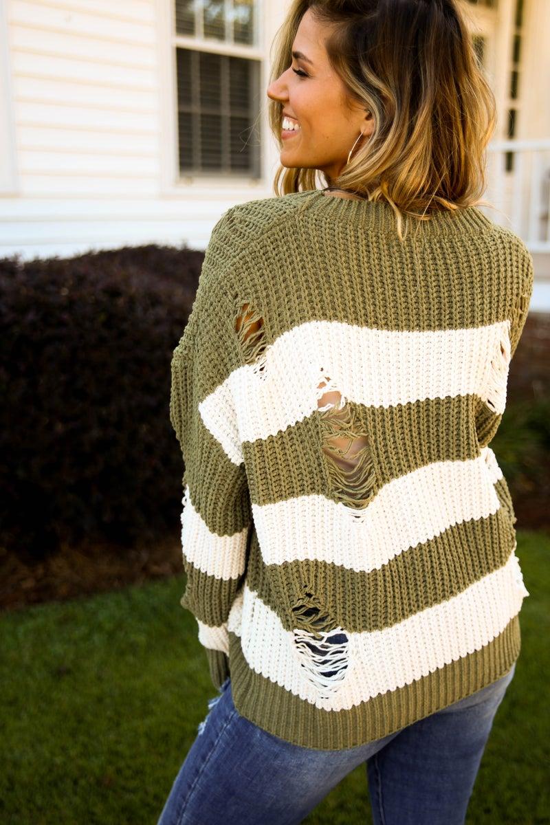 Just Kiss Me POL Sweater