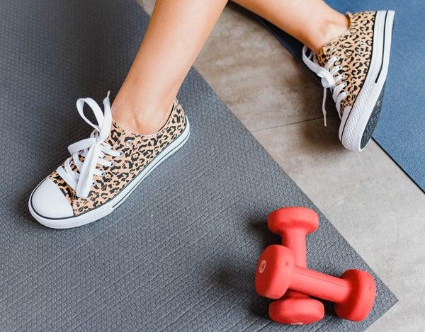 Comfy Fit Cheetah Shoes *Final Sale*
