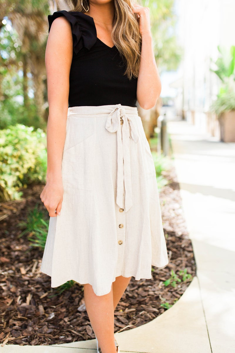 Day In the City Skirt *Final Sale*