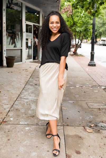 Take Me Downtown Skirt