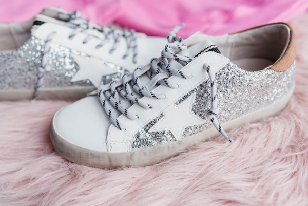 All That Sparkles Sneakers