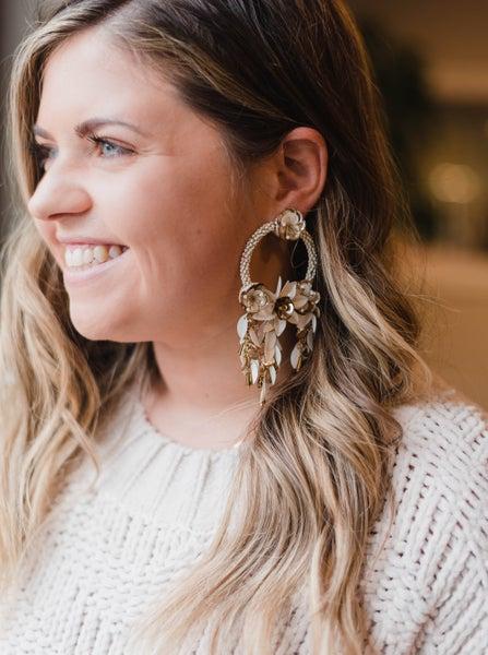 Julia's Statement Earrings