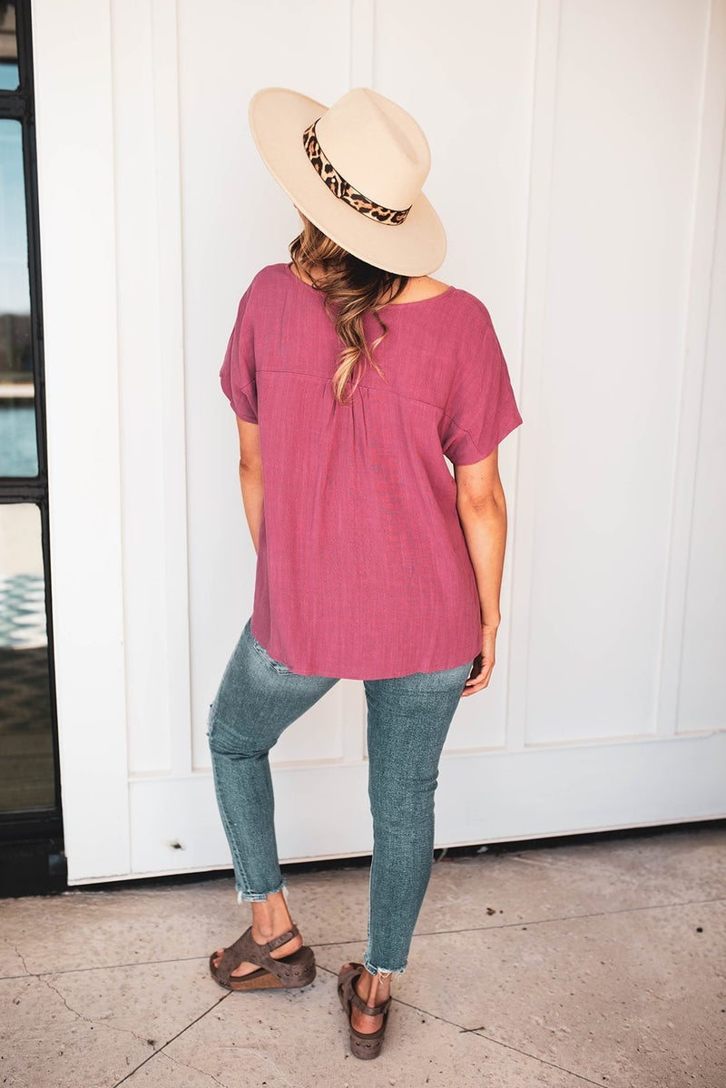 Day In The City Top