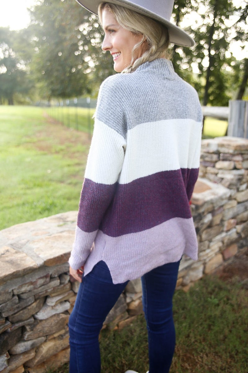 The Lilly Sweater