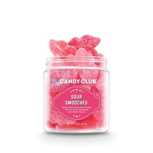 Candy Club Sour Smooches
