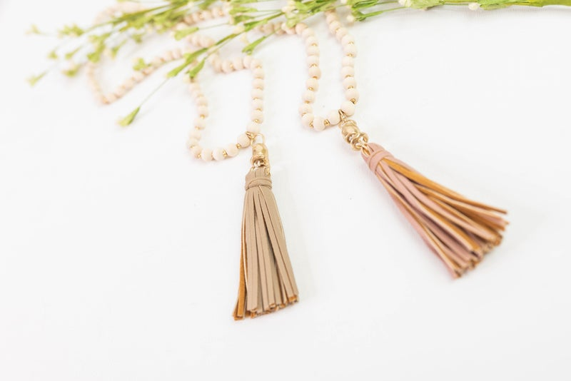 The Charlie Necklace *Final Sale*