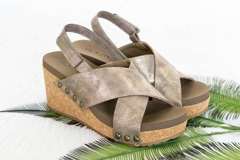 Toe to Toe Sandals