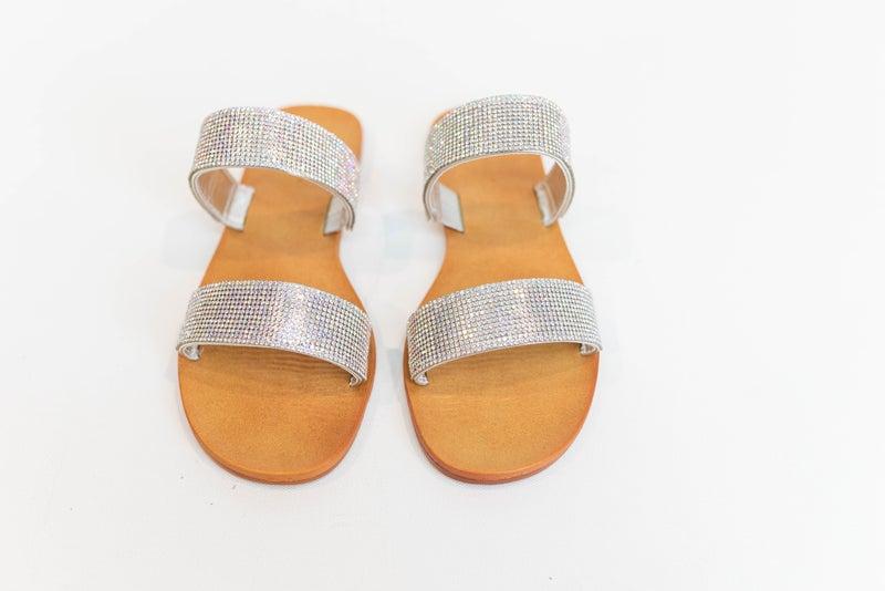 Sparkle and Shine Sandals *Final Sale*