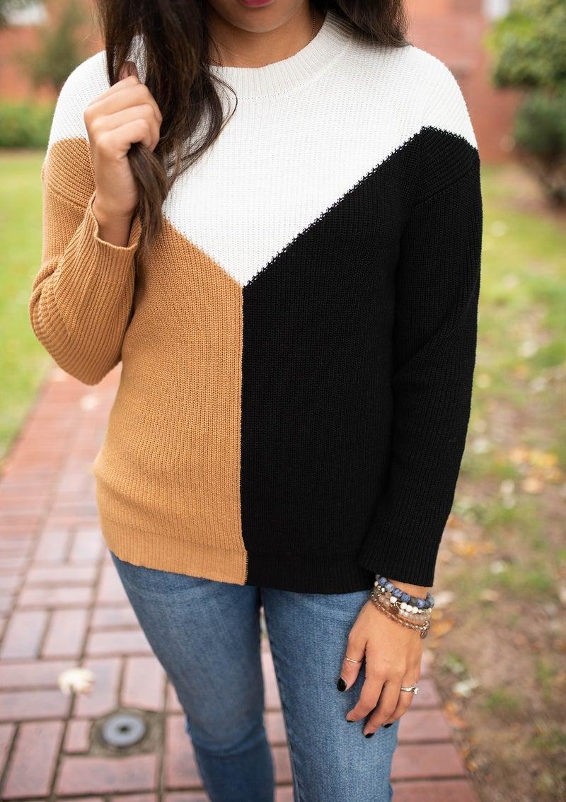 Half of My Heart Sweater