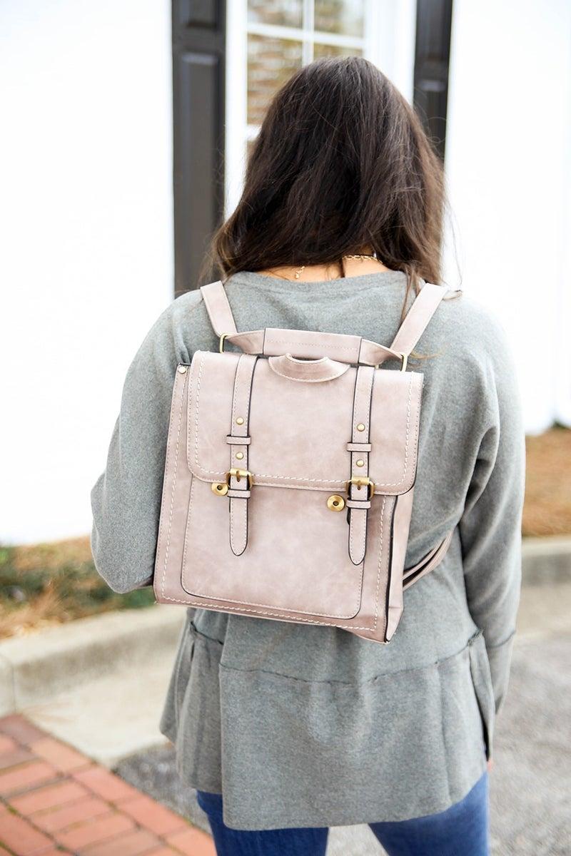 Girl on the Go 2-n-1 Handbag