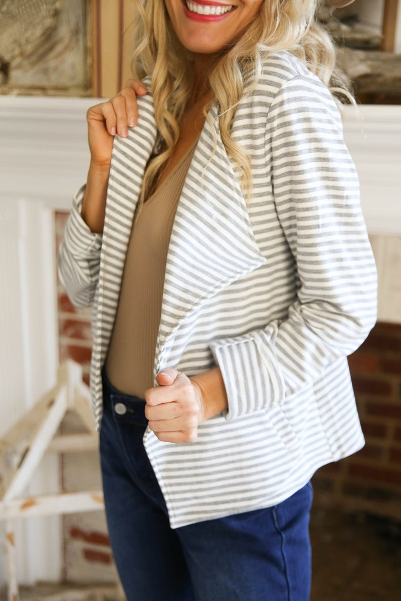 Earn Your Stripes Jacket