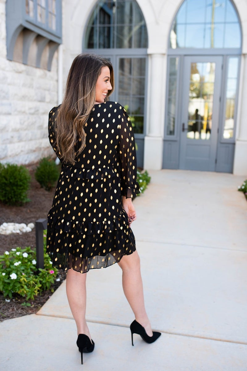 Date Night in the City Dress