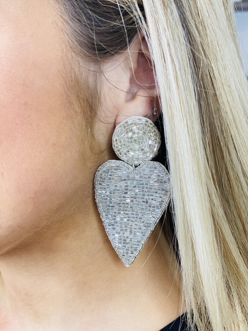 You Have My Heart Earrings