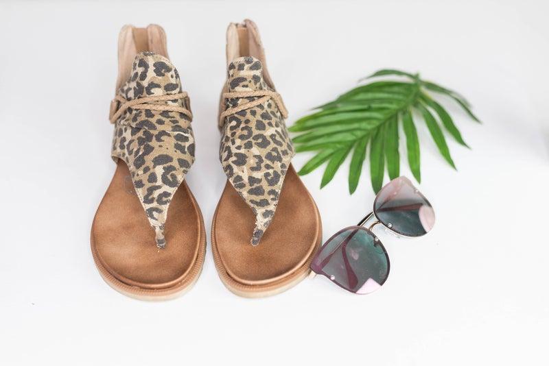 Walks In The Wild Sandals