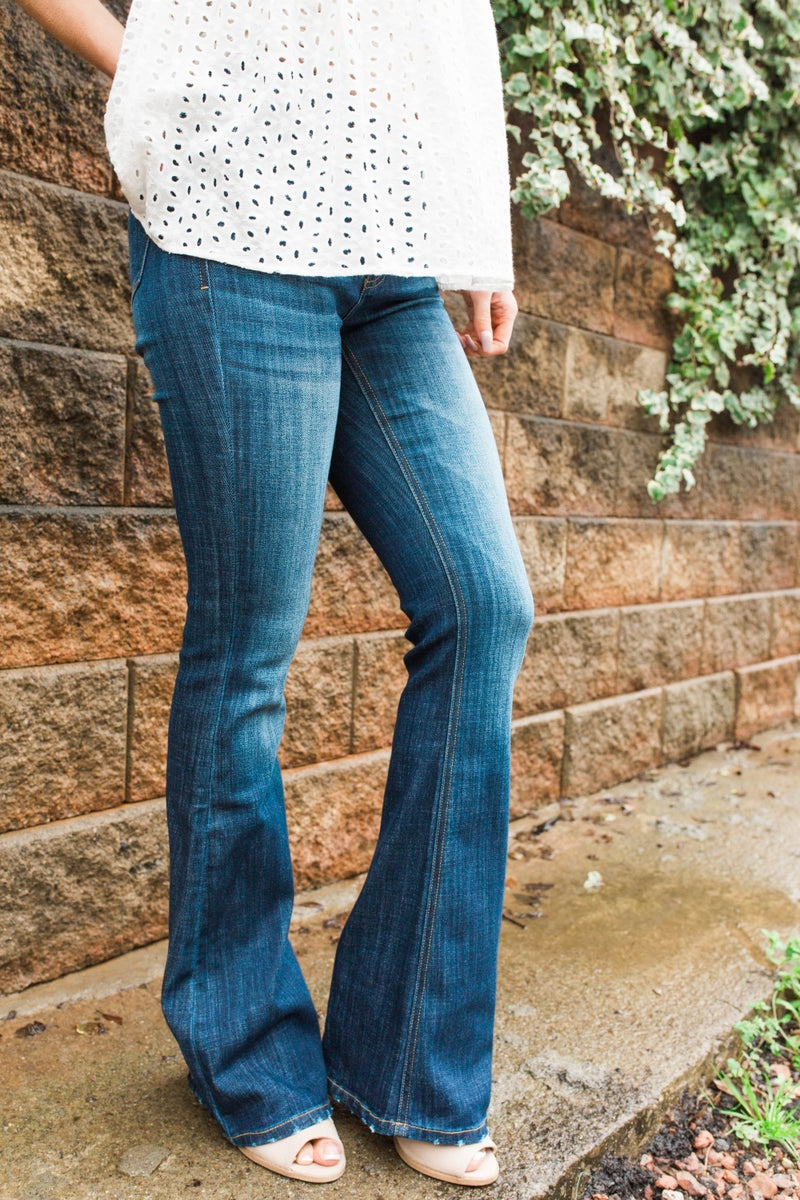 The Daisy Flare Jeans