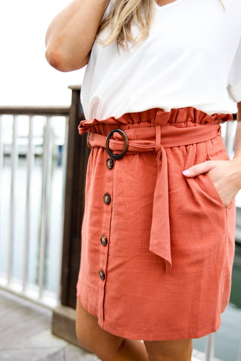 On Trend Skirt