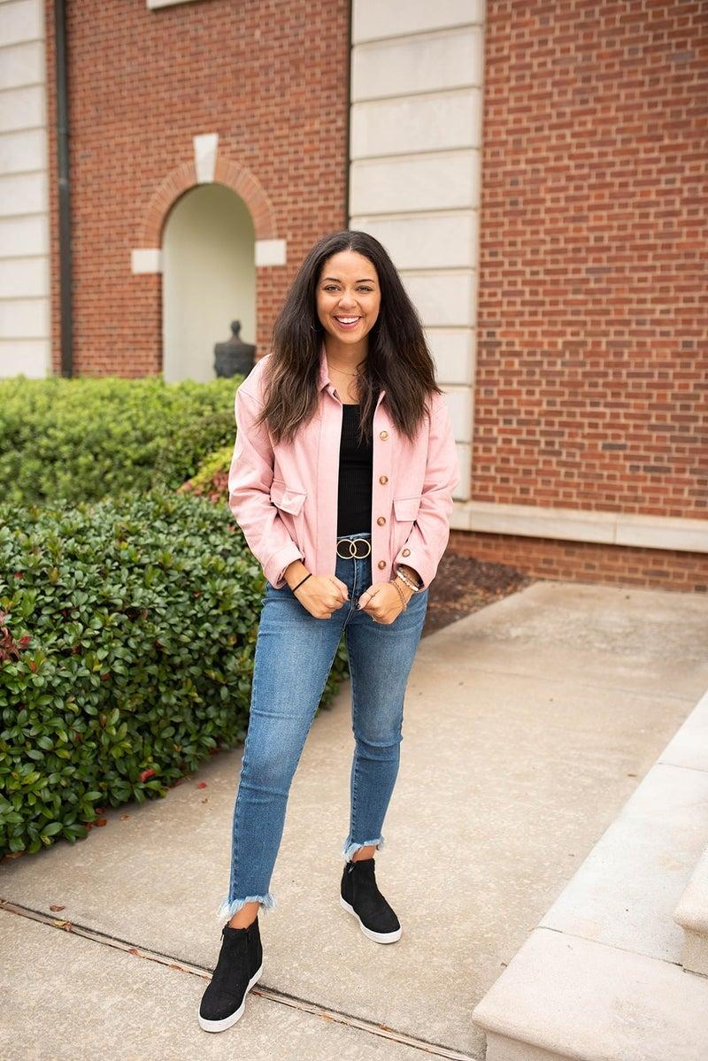 Pink Lady Jacket