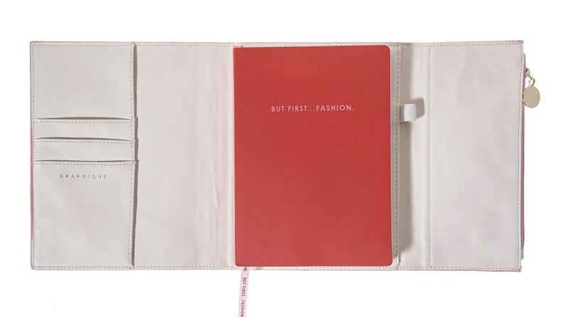 Animal Print Clutch Journal *Final Sale*