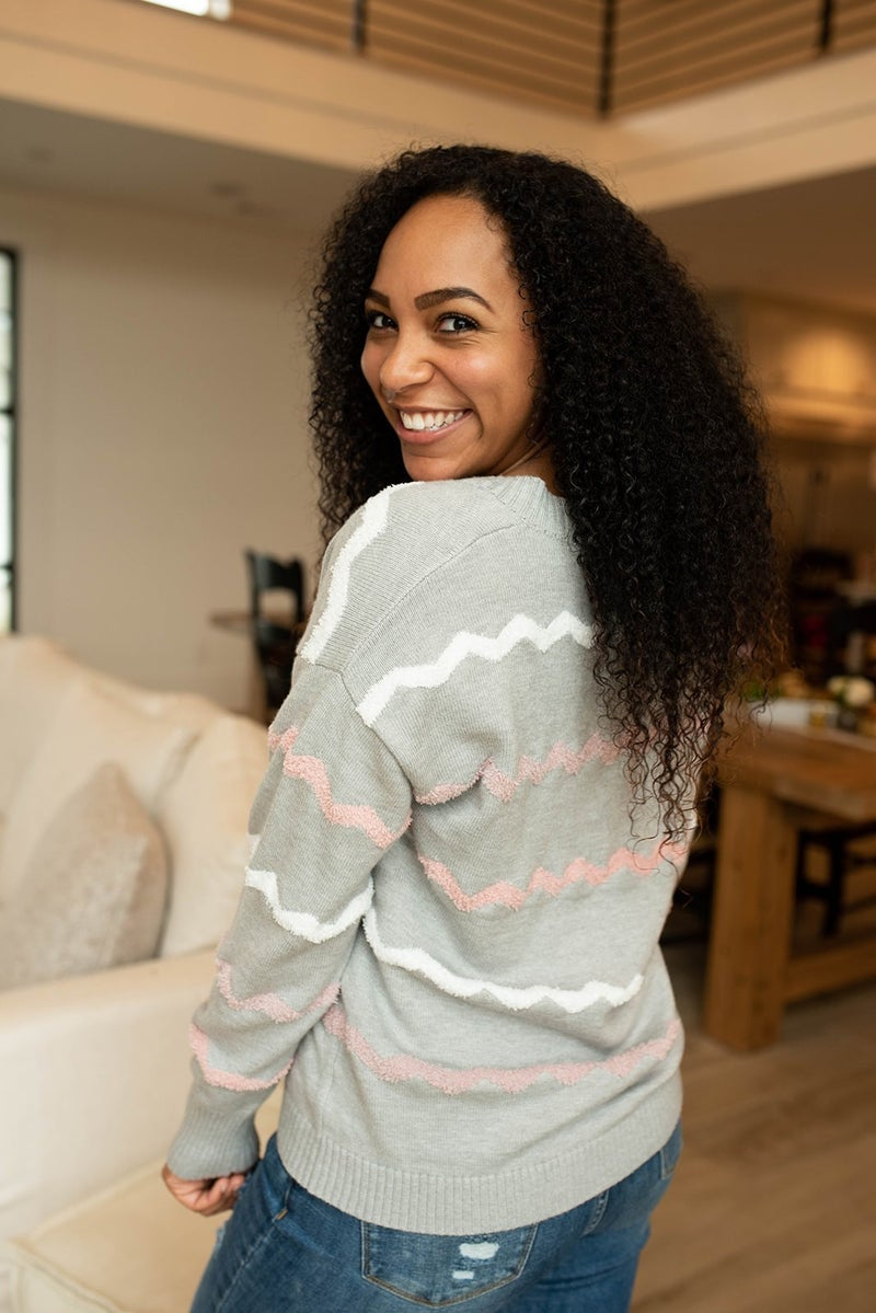 The Mindy Sweater