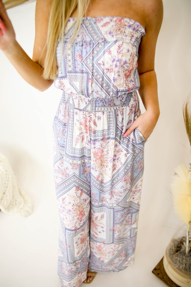 Made For Maui Jumpsuit