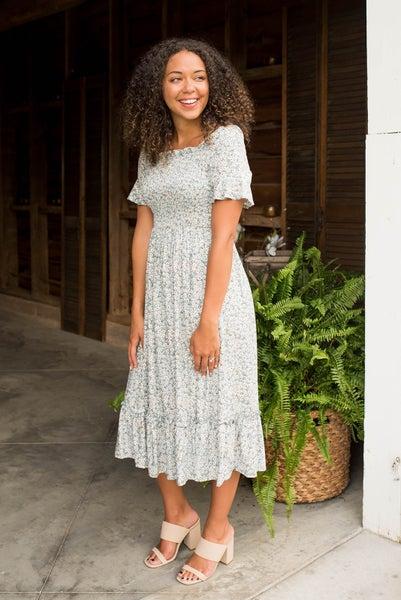 Weekend in Savannah Dress