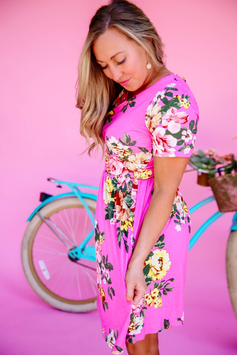 Spring for It Dress