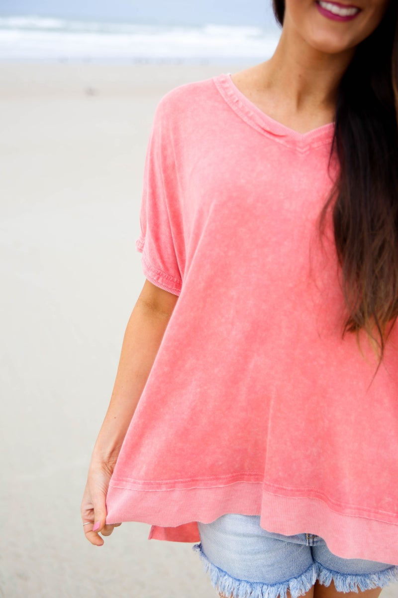 Forever Pink Top