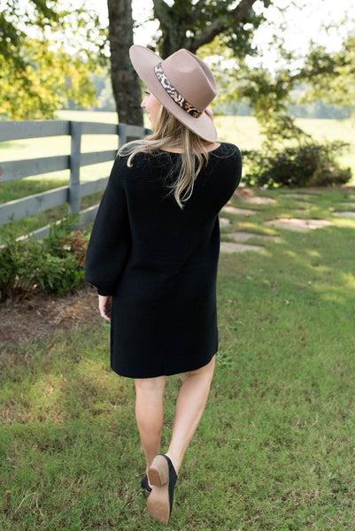 Sara's Sweater Dress