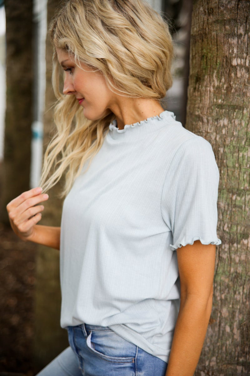 The Emily Anne Top
