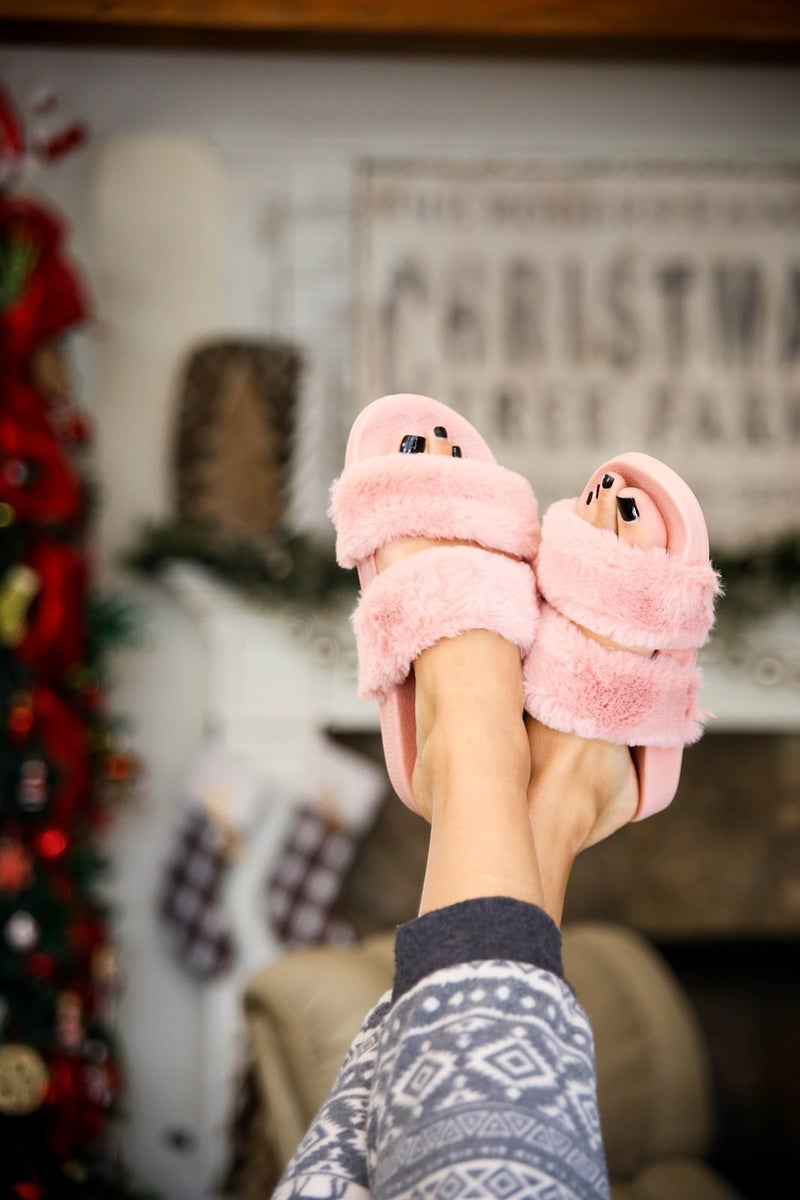 All the Cozy Slippers *Final Sale*