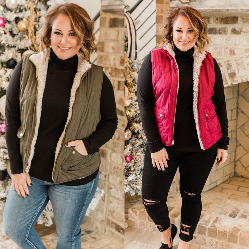 January Weekend Getaway Plus Only Vest *Final Sale*