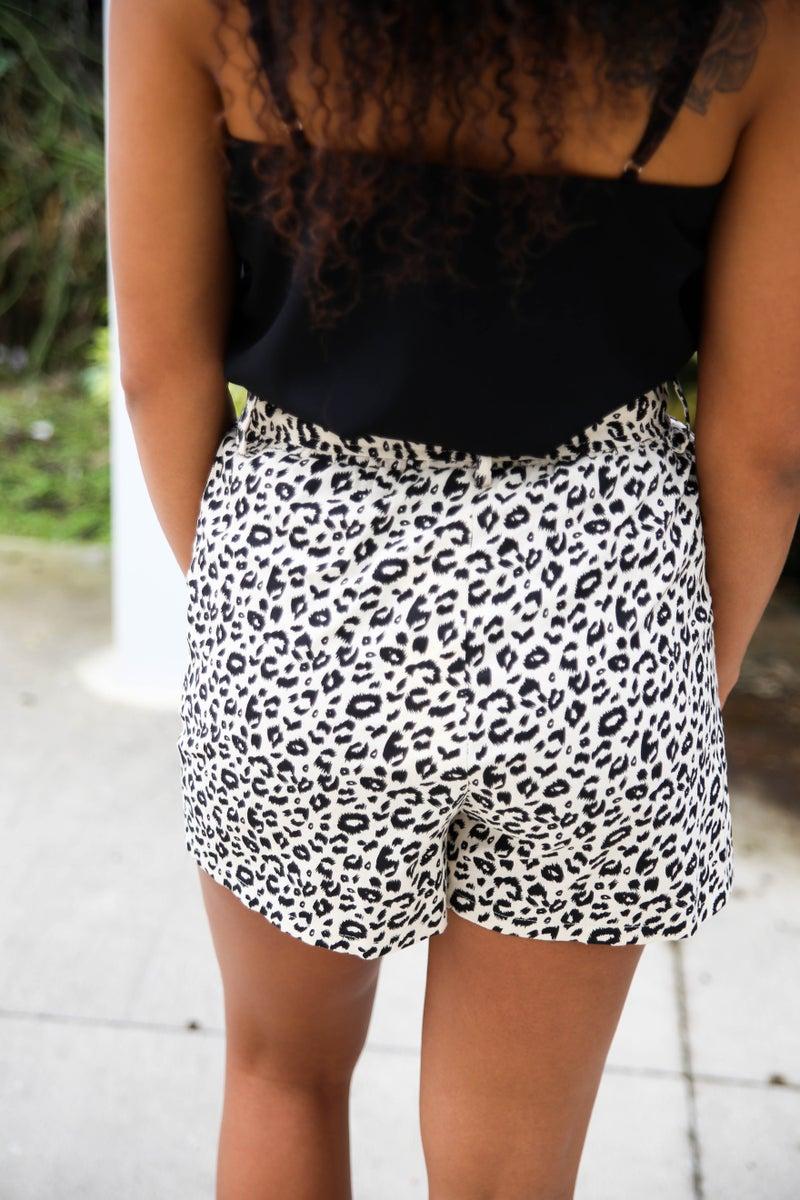 Cheetalicious Shorts