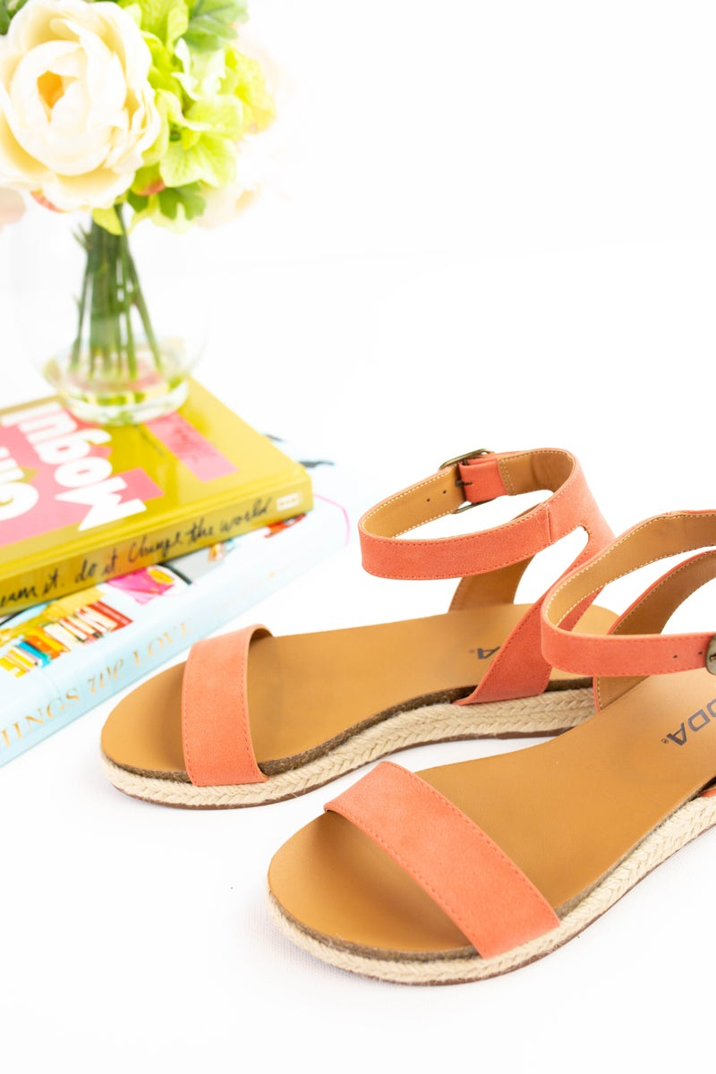 Walk the Line Sandals