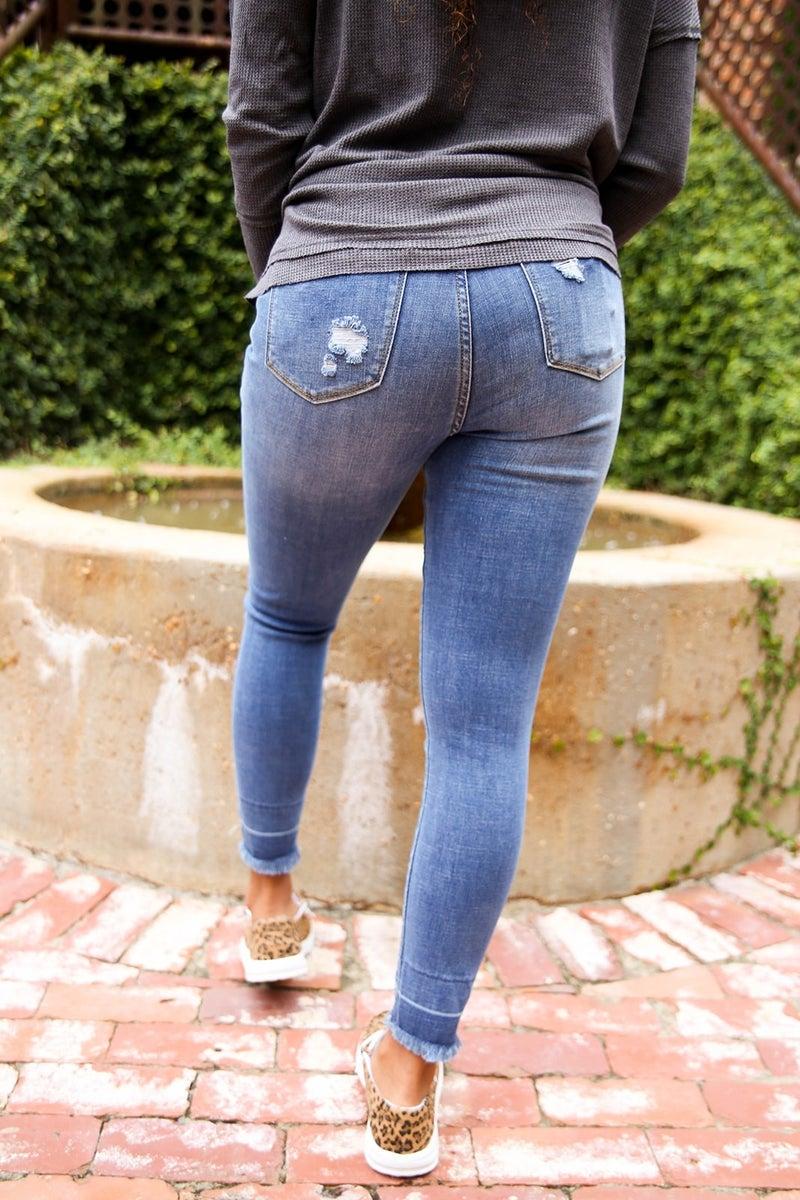 Gotta Have My Judy Blue Light Wash Jeans