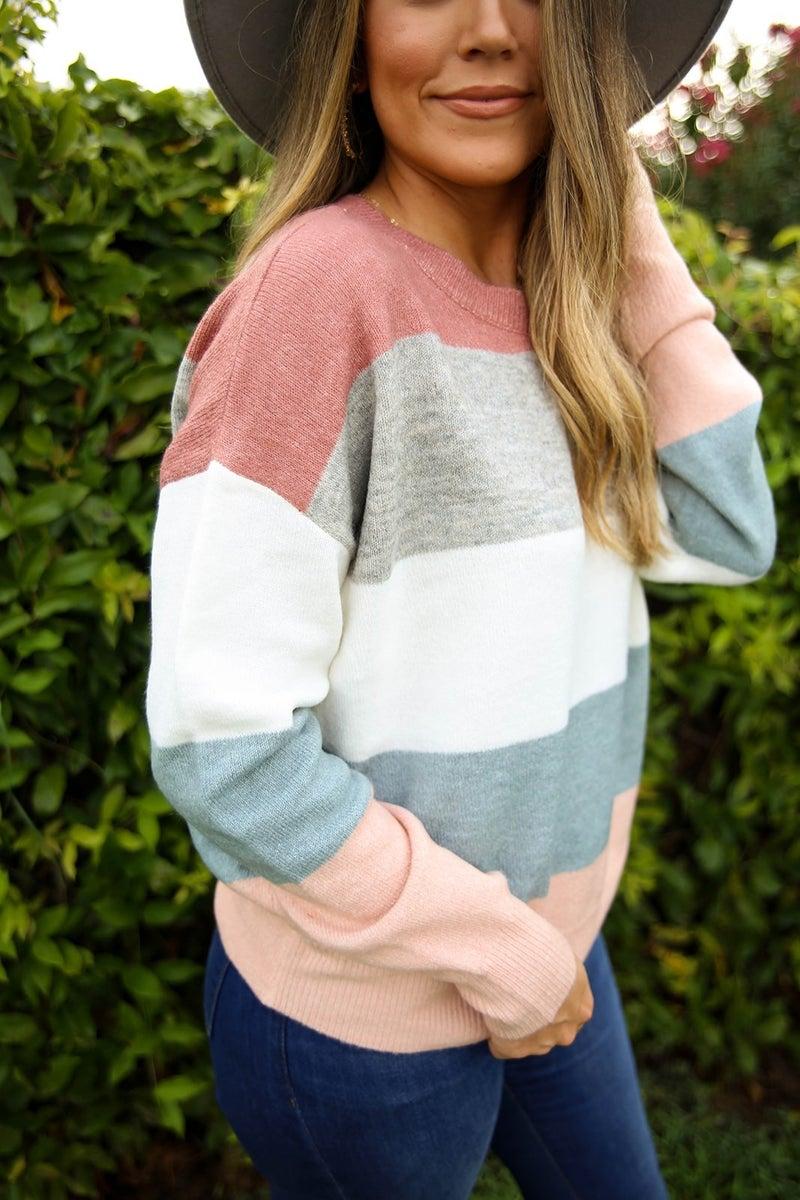 Timeless Treasure Sweater