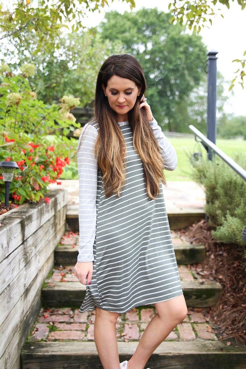 Keepin' It Cute & Casual Dress