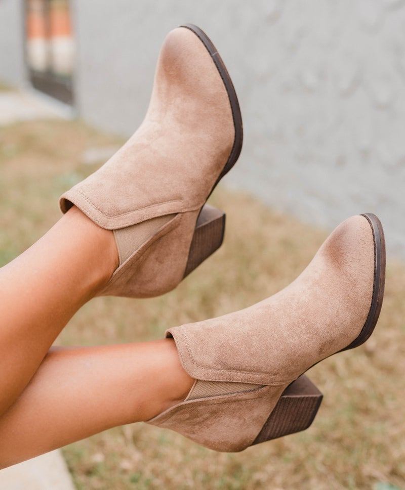 The Charlotte Booties