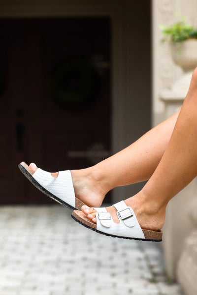 The Kinsley Sandals
