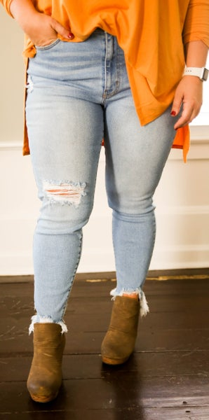 Amanda's Fav Plus KanCan Jeans
