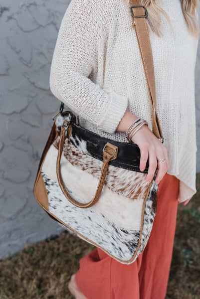 Western Chic Laptop Bag