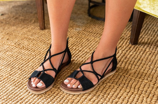 Step By Step Sandals *Final Sale*