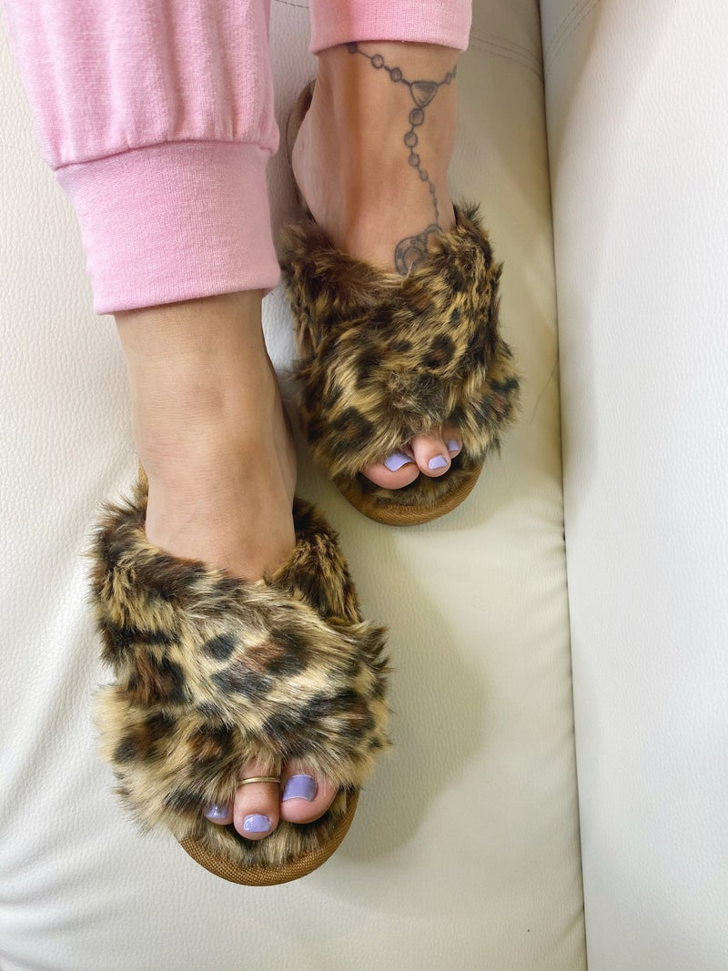 Get Cozy Corky Slippers