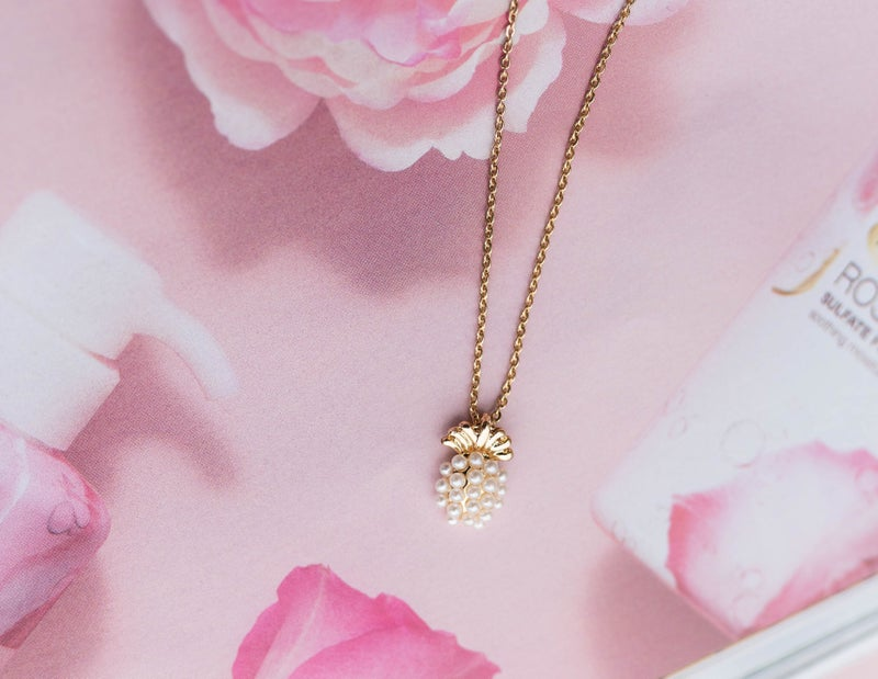 Stand Tall, Wear a Crown Necklace *Final Sale*