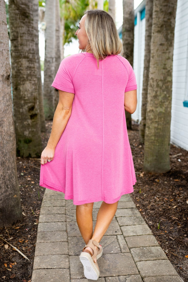 Pretty In Pastel Dress