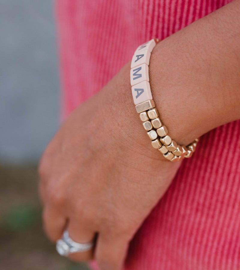 MAMA Tile Bracelet