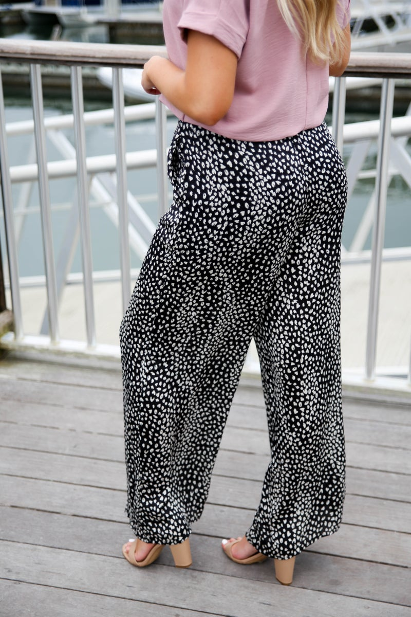 Spotted to Perfection Pants